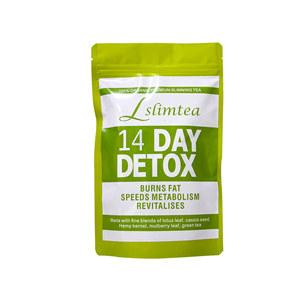 Chinaherbs 14 day detox slim tea flat tummy tea
