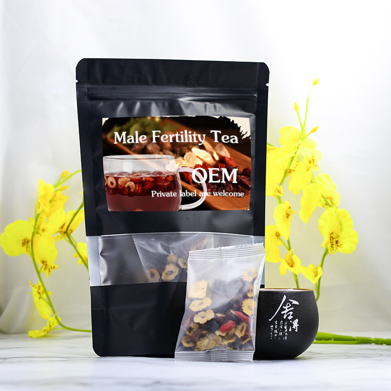 Chinaherbs natural herbal male fertility power tea